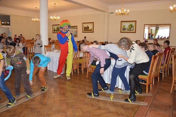 organizacja spotkań integracyjnych klaun kreatorzyimprez