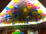 balony z helem wynajem