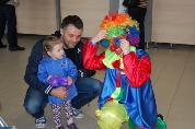 organizacja chrzcin, komunii i wesel wynajem klauna
