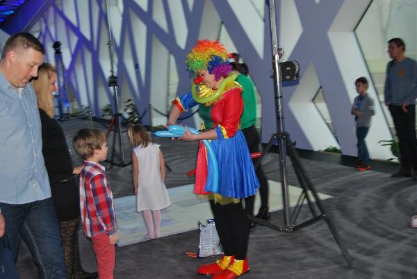 klaunik z cyrku