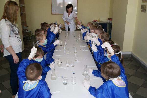 mały chemik dla dzieci warsztaty kreatorzyimprez