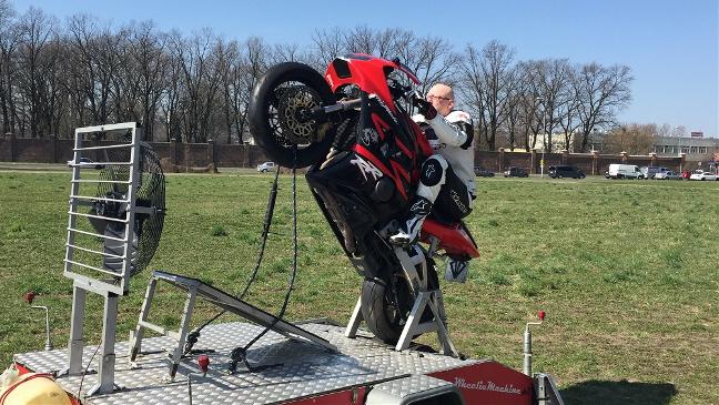symulator motocykla wynajem impreza motocyklowa