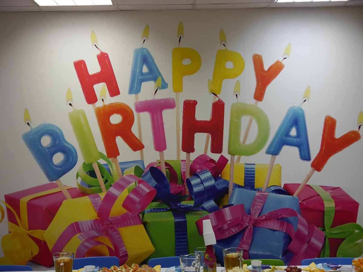 Organizacja urodzin