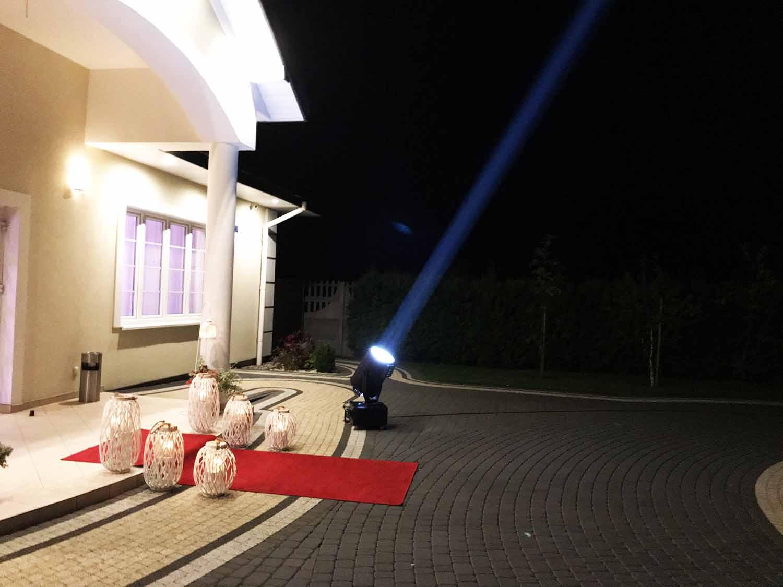 Reflektor na impreze