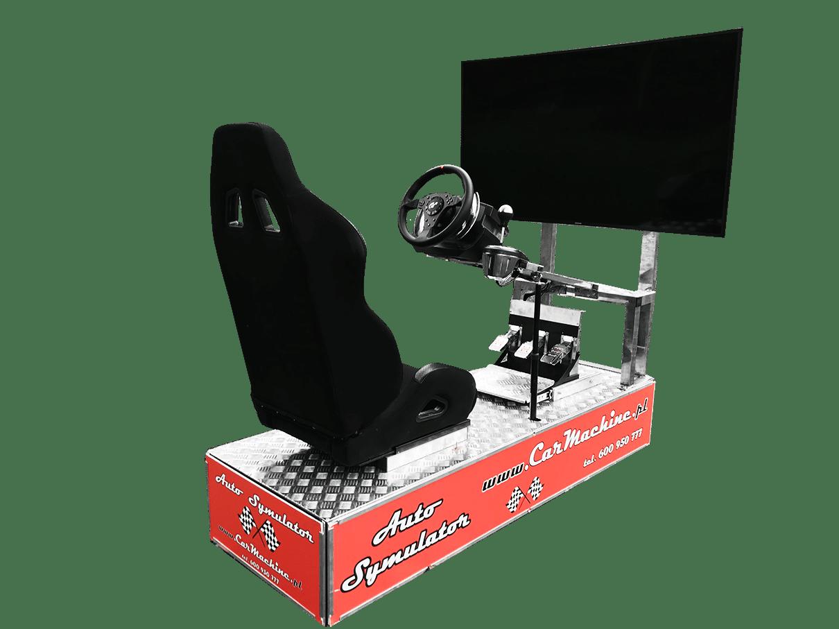 Symulator wyścigowy