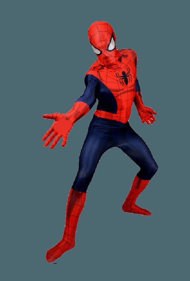 Maskotka Spiderman