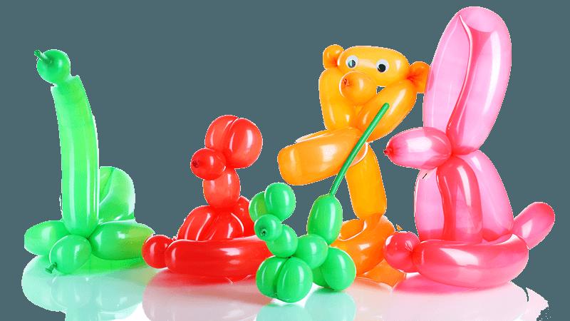 Balonikowe zoo