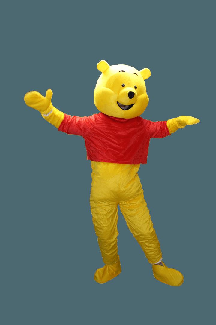 Bajkowa maskotka