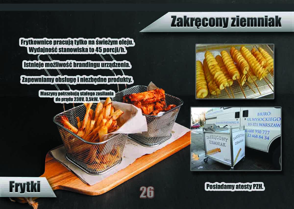 Gastronomiczne atrakcje