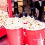 Stoisko z popcornem