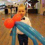 Figurki z balonów