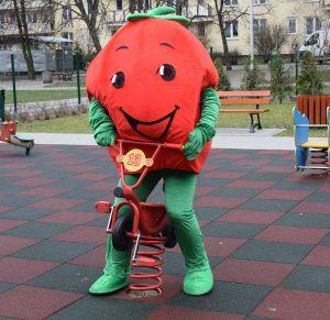Maskotka_pomidor