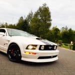 Mustang na ślub