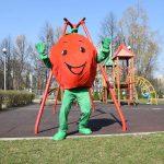 Maskotka pomidor