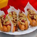 hot dog delux