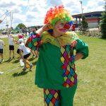 klaun-maskotka