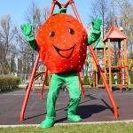 truskawka-maskotka